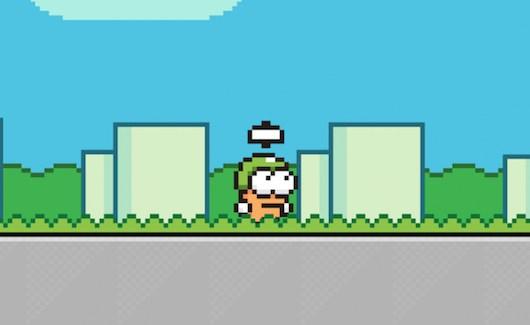 Swing Copters, llega la secuela de Flappy Birds