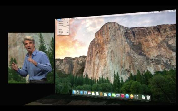 Keynote Yosemite OS X