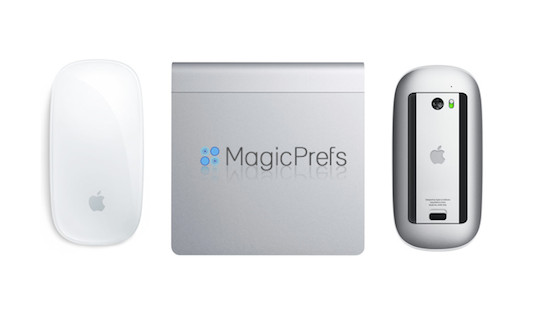 MagicPrefs: otro nivel superior para Magic Mouse y Trackpad