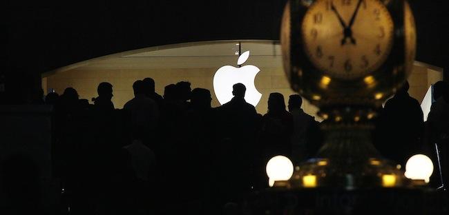 accionistas de Apple-demanda a la compañía