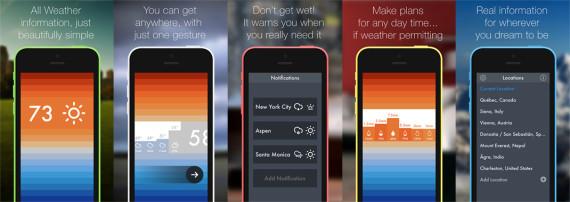 clima app