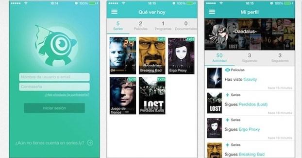 Bandi.ly Disfruta de tus series favoritas en tu iPhone - iosmac