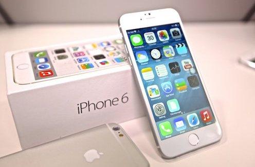 El lanzamiento del iPhone 6 para el 19 de septiembre