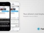 Fleksy, el teclado que mejora y aporta gestos al iPhone