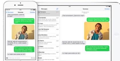 Apple bloquea Continuity en SMS hasta octubre
