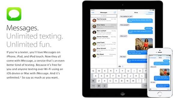 Cómo cambiar el nombre a chats de grupo en Mensajes