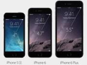 iPhone 5S -iPhone 6 - iPhone 6 Plus - iosmac