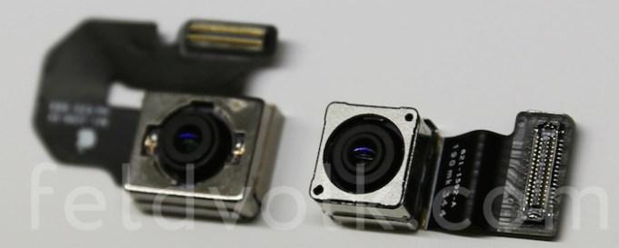iphone 6 componentes cámara