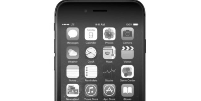 Activa la escala de grises y ahorra batería en el iPhone - iosmac