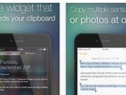 Copy & Paste widget - iosmac