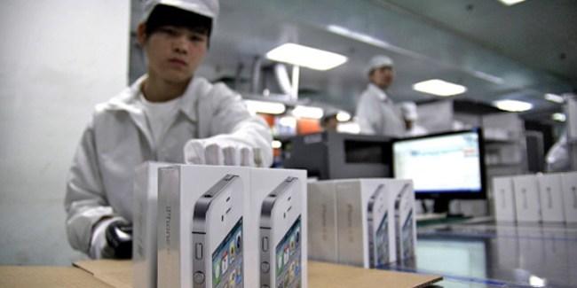 Foxconn y su esperanza en fabricar pantallas de iPhone