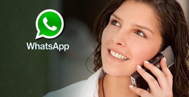 Whatsapp con llamadas disponible para algunos usuarios