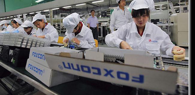 iPhone 6 - Apple empuja a Foxconn para que aumente las contrataciones
