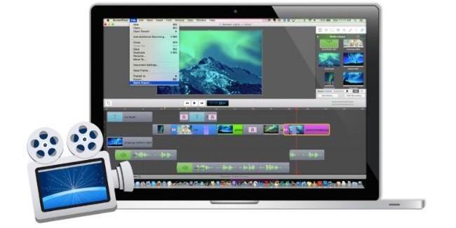 Screenflow 5, la mejor app para grabar la pantalla del Mac