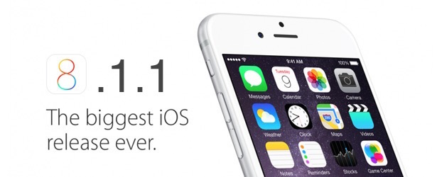 Apple sigue firmando iOS 8.1.1 beta - iosmac