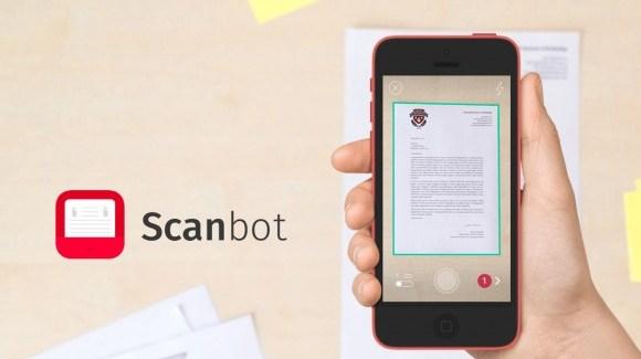 Scanbot recibe nuevas actualizaciones
