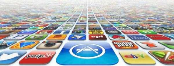 Las aplicaciones más descargadas de la app store 2014 y ios 8
