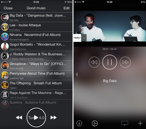 Tuner-for-YouTube-music