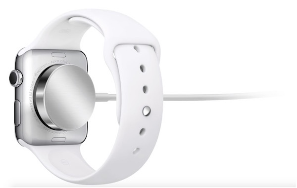 carga reloj de Apple - iosmac