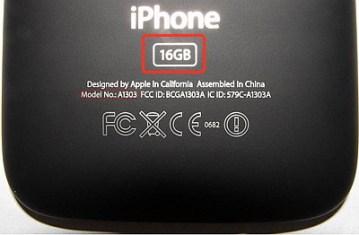 Apple-iphone-memory-storage
