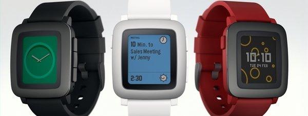 El nuevo Pebble Time bate records en Kickstarter