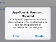 Apple introduce la verificación en dos pasos para iMessage y FaceTime