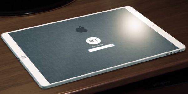 El nuevo iPad Pro será extra sensible al tacto