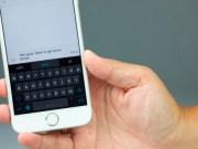 iPhone 6 teclado