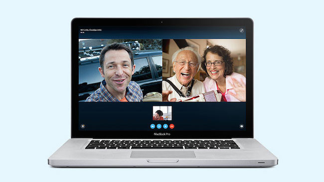 Skype para Mac 7.5