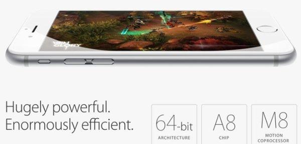 iPhone 6S lo nuevo de Apple