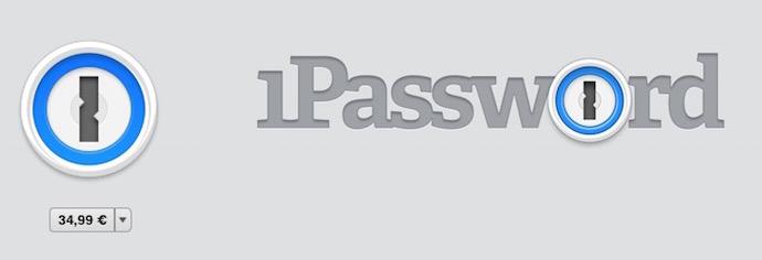 1Password para Mac 30 por ciento descuento