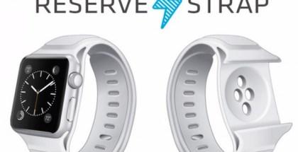 La correa del Apple Watch amplía la propia batería