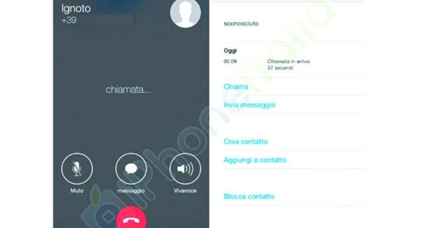 Imágenes de las llamadas de voz gratuitas en WhatsApp