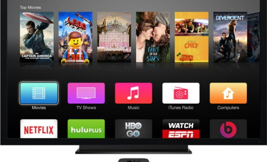 vista apple tv