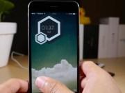 Hexaclock-Lock-screen