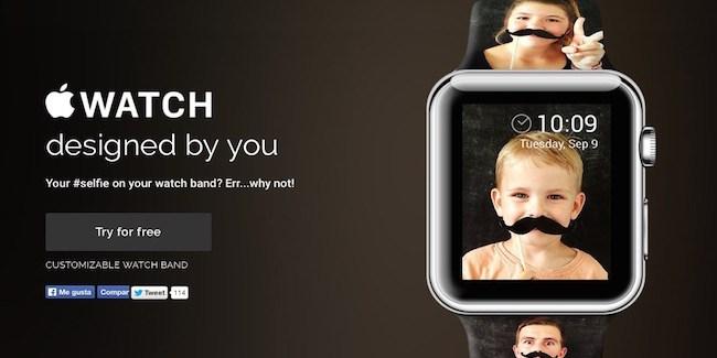 ¿Quieres personalizar el Apple Watch?