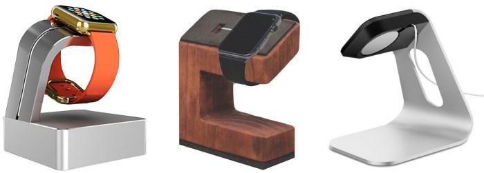 Los mejores Dock de soporte para el Apple Watch