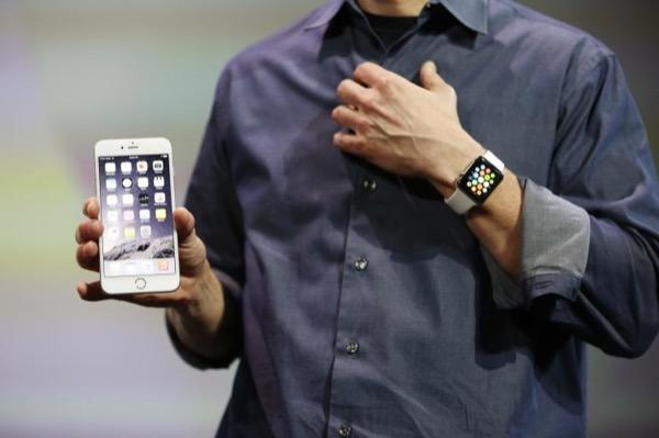 Apple Watch + iPhone