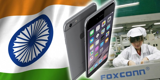 Foxconn planea construir su primera fábrica de productos Apple en India