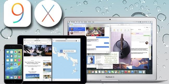 iOS 9 y OS X 10.11 El Capitan: Conoce los dispositivos compatibles