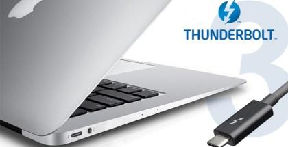 Thunderbolt 3 no compatible con el macbook 12 pulgadas