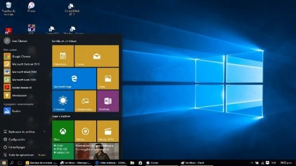 Windows X vs OS X