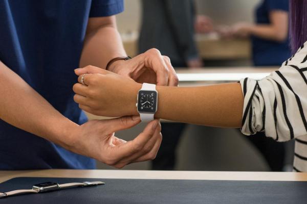 ¿Que tal con tu Apple Watch?
