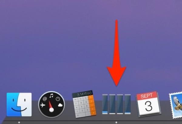 Pon el monitor de actividad de tu Mac, en tiempo real en el Dock