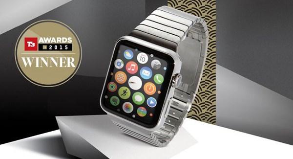 Premios T3: el Apple Watch, nombrado gadget del año
