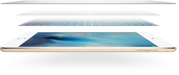 La pantalla del iPad 4 Mini supera a la del iPad Pro en muchos aspectos