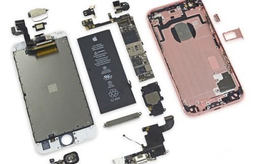 Un vídeo que muestra el desmontaje del iPhone 6s nos revela respuestas sobre la batería y la RAM