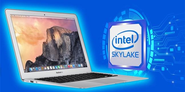 Skylake: los nuevos procesadores de Intel para las MacBook y MacBook Air