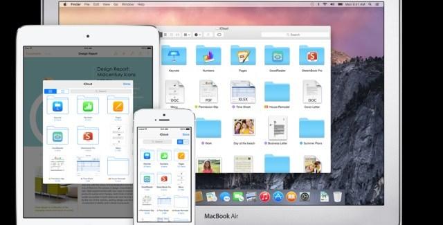 ¿Cómo mostrar el icono iCloud drive en la pantalla de inicio del iPhone y iPad?