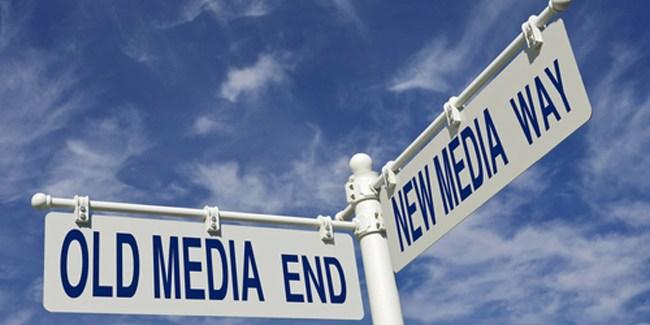 Los nuevos medios y la necesidad de llenar espacios